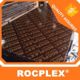 A película de Rocplex enfrentou madeira compensada de Conatruction da madeira compensada a melhor