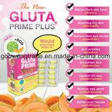 Gluta höchste Vollkommenheit plus 2000000 Flaschen des mg-Aura-Weiß-1-50, die maximales Glutathion erleichtern