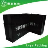 Compras impreso personalizado de alta calidad bolsa de papel de embalaje