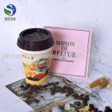 Taza de café del papel de empapelar del doble del aislante de calor usada para la bebida caliente