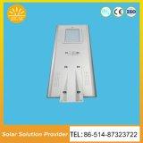Energiesparender integrierter Sonnenkollektor-Solarstraßenlaternemit Bewegungs-Fühler