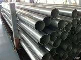 201 304 ha saldato il tubo dell'acciaio inossidabile per il corrimano & la tenda Rod