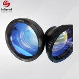 La distancia focal F-Theta lente óptico de fibra óptica para