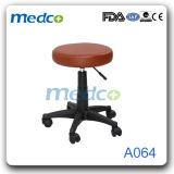 Edelstahl 4 Sitzöffentlichkeits-Warteprüftisch-Stühle, Krankenhaus-Wartestuhl