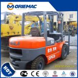 Китайский верхней части марки Хели 6т дизельного двигателя машины вилочный погрузчик Cpcd60 для продажи