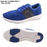 Jinjiang maille OEM de l'exécution d'usine de chaussures de sport pour les hommes