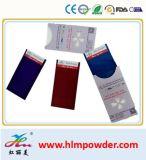 Rivestimento trasparente della polvere di colore della caramella con la certificazione di RoHS