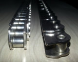 Ss08af6 Uso de corrente de rolo de arco anti-lateral por aço inoxidável