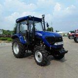 La famosa marca Enfly DQ554G de 55Cv 4WD Tractor agrícola intensivo para la venta