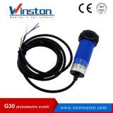 G30 tipo retrorreflectivo sensor de proximidad fotoeléctrico con Ce