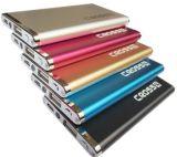 4500mAh banco de potência de alimentação por USB duplas Celular (OM-PW010)