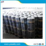 De HDPE auto-adesivo reforçado membrana impermeável betuminosos