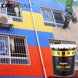 Maison de commerce de gros de peinture en aérosol pour revêtement de mur extérieur