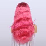 Cheveux bruts de qualité supérieure Prix de gros corps perruque de cheveux d'onde
