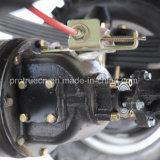 250cc de refrigeración de agua de tres ruedas motocicleta triciclo de carga con Booster