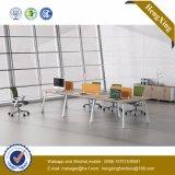 Poste de travail modulaire de bureau de compartiment de bureau de Patition de bureau de meubles de panneau (UL-NM029)