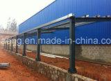 速いインストール買物の天井クレーンが付いている鋼鉄構造構造の倉庫