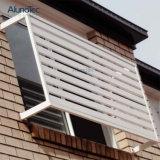 Örtlich festgelegter Luftschlitz-Blendenverschluss-Aluminiumplantage-Blendenverschlüsse