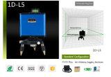 Automatisches Nivellieren5 Zeile grüne Laser-Stufe mit Wand-Montierungs-Halter
