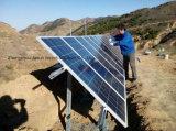 10W 50W 100W 150Wの熱い販売の多結晶性光起電太陽電池パネル