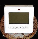 Guter Preis LCD-Raum-Thermostat-Ventilator-Ring-Thermostat 5~35c