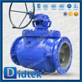 Didtek поддельных высокого давления с верхним входом цапфу шарового клапана