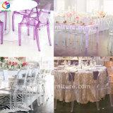 Hotel Wedding di banchetto che pranza la presidenza libera acrilica del fantasma del Louis della resina