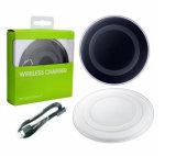 Tipo eléctrico Qi Wireless cargador, cargador rápido de la almohadilla de carga inalámbrica para iPhone X 8 plus