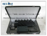 2g/3G cellulare, 433, un'emittente di disturbo registrabile fissa portatile delle 315 fasce di Lojack 6, sistema portatile dell'emittente di disturbo del telefono cellulare dell'antenna 6bands per GSM/CDMA/3G/4G