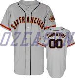Самое последнее платье Джерси бейсбола пробела способа конструкции (B015)