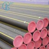 PE100およびPE80のより大きいサイジングのガス配管