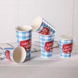 20oz quitan la taza de papel de consumición del frío