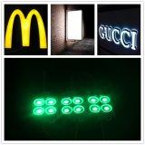 1.44W RGB wasserdichte SMD5050 LED Baugruppe für Acrylfirmenzeichen-Zeichen/geleuchtetes Zeichen/hellen Kasten
