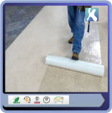 Sticky Back Nonwoven blanco protector fieltro