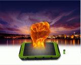 8000mAh太陽移動式力の携帯電話力バンクの卸売の電池の供給