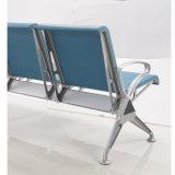 트레인 또는 공항 역 전송자 대기 장소를 위한 3 Seater 줄 의자