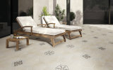 Non-Slip Hexagon 260*300mm de piedra de Travertino Baldosa porcelana
