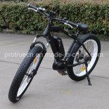 MITTLERER Bewegungsfetter Gummireifen Pedelec elektrisches Fahrrad mit Cer En15194