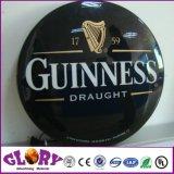 맥주 모자 모양 LED 벽 커튼 가벼운 상자