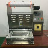 Giratorio semiautomático de la Copa de la máquina de sellado de la máquina de sellado