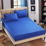 1500 Gewinde-Zählimpuls-ägyptische Baumwolleaufgetragene Microfiber Bett-Blätter eingestellt