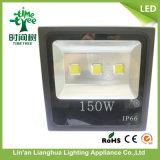 150W 옥수수 속 플러드 빛 투광램프