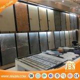 灰色カラーによって艶をかけられる磁器の無作法な床タイル(JX6611)