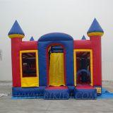 قصر قابل للنفخ [بوونسي], [أبستكل كورس] لعبة مع منزلق ([ب3045])