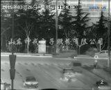 산불 탐지 PTZ는 적외선 열 사진기 센서 이중으로 한다