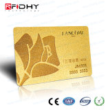 Hot Stamping Gold MIFARE Ultralight (R) C A RFID BILHETE DE PAPEL