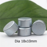 D18X10 industriële Machine 10mm Dikke Magneet