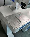 Machine de bureau d'inscription de laser de fibre en métal 20W de vente chaude
