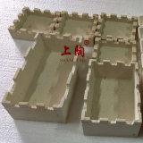 De vuurvaste korund-Mullite Ceramische Doos van het Dienblad Sagger