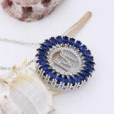 中国の製造業者の文字の吊り下げ式のネックレスの方法頭文字の宝石類